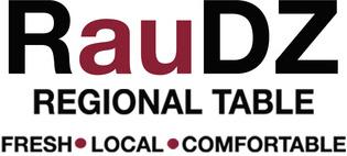 Logo - Raudz Regional Table
